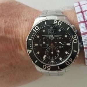 Tag Heuer Aquaracer Chronograph Quartz Watch